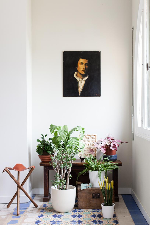 Interieur Apartment Alexis Godillot Pierre Chapoulart Cote d'Azur